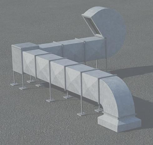 通風管道設計部件制作安裝
