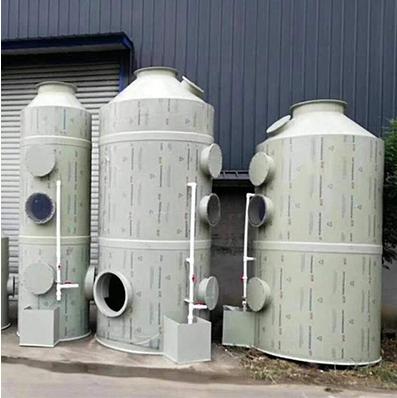 环保设备PP喷淋塔