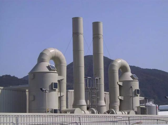 环保设备工程喷淋塔