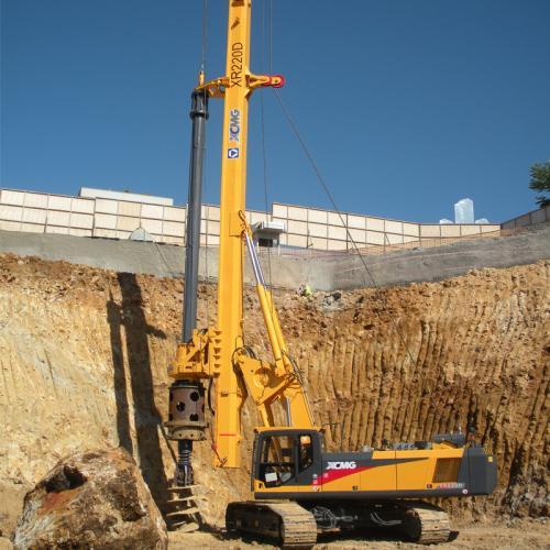 旋挖钻机学习机构