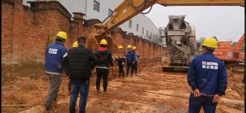 旋挖钻机培训学习