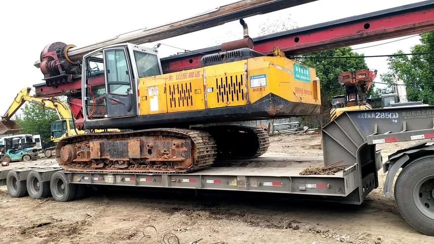 旋挖钻机培训学校,桥梁钻孔桩施工控制要点及事故的预防和处理