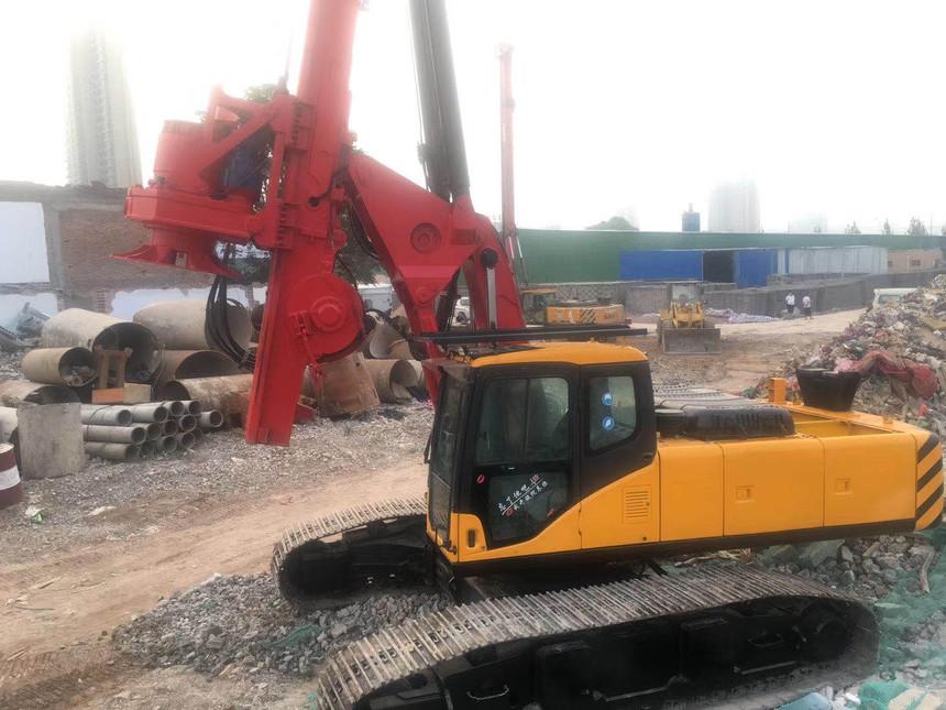 旋挖钻机学徒招聘求职,旋挖钻机能钻岩石或石头吗