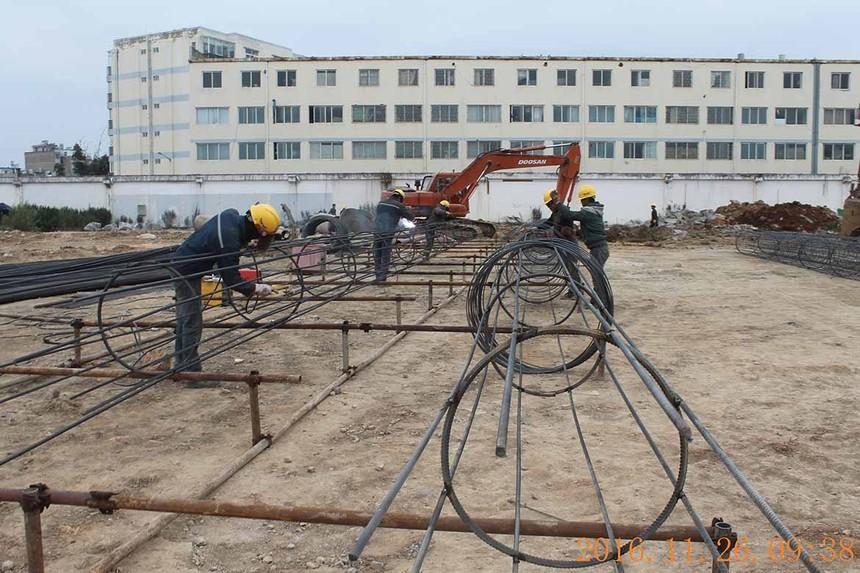 旋挖钻机教育公司,旋挖钻机发动机振动的原因