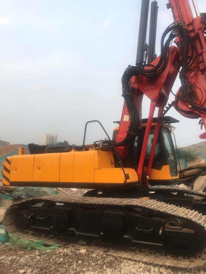 旋挖钻机零基础学习,不同旋挖钻机租赁价格是多少