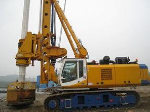 徐工旋挖钻机招聘学徒,旋挖钻机开钻前的检查准备工作