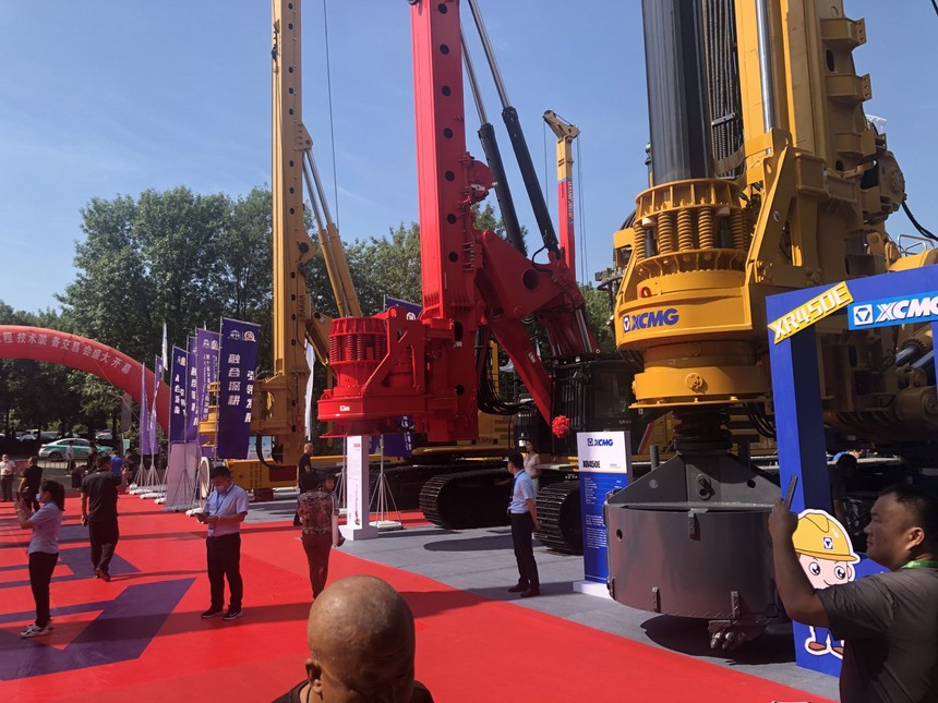 旋挖钻机教育机构,旋挖钻机的优势