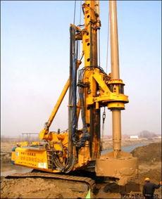 v旋挖钻机操作考试学习,方杆旋挖机和圆杆旋挖机有四大区别