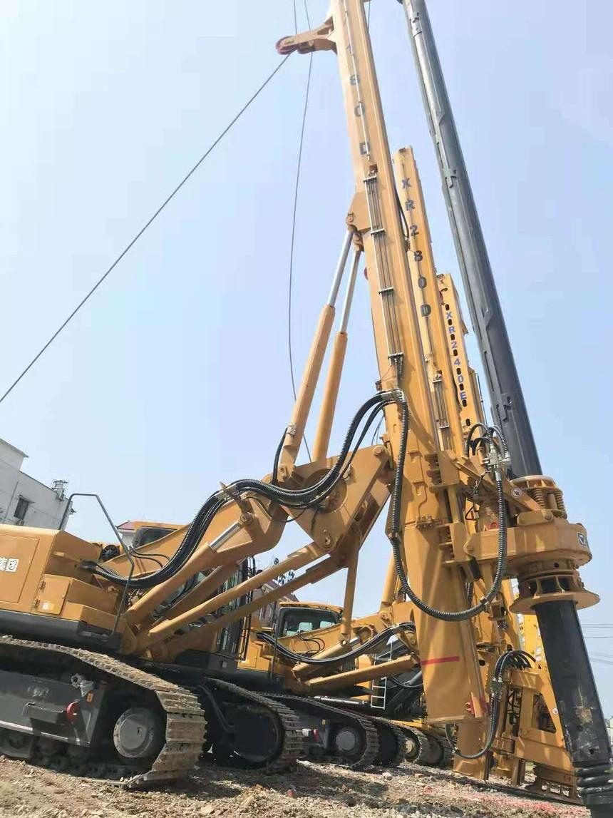 旋挖钻机学校怎么样,房建桩基旋挖钻施工要求有哪些