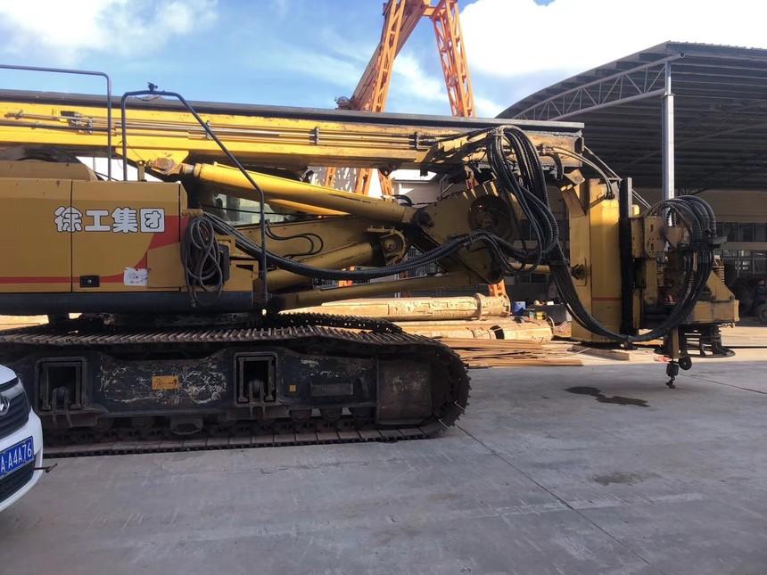 工地旋挖钻机招学徒,旋挖钻机如何打黄油