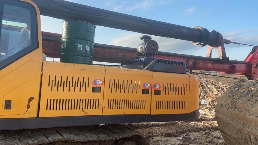旋挖钻机学徒招聘,旋挖机旋转常见的五大问题