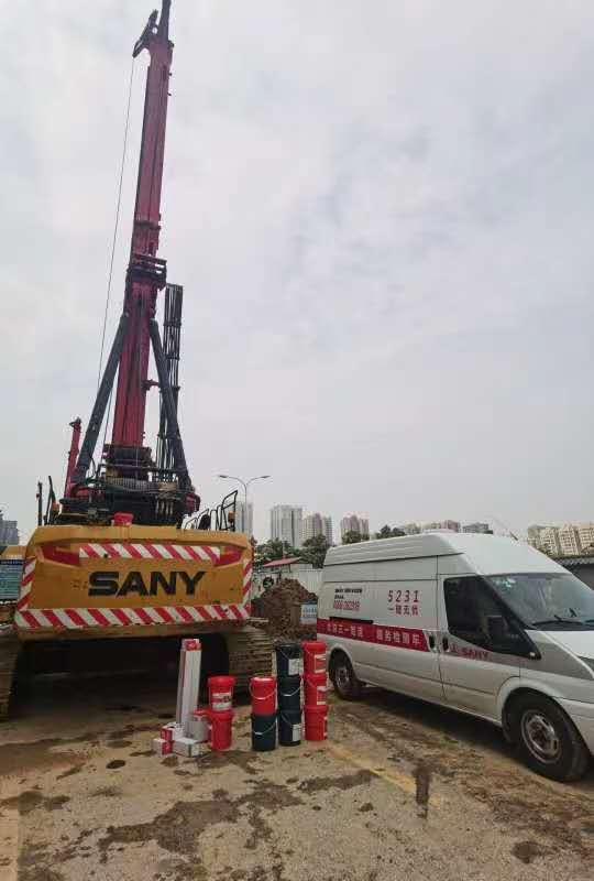 旋挖钻机教育公司,影响旋挖桩机发动机气缸盖密封性能的原因