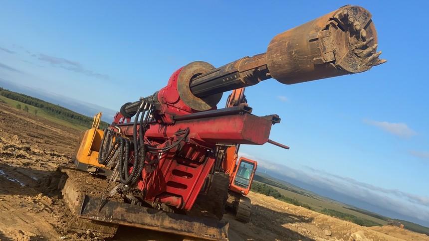 重庆旋挖钻机培训基地,旋挖机燃油消耗过高是个大问题
