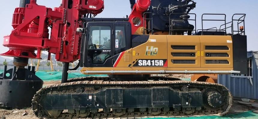 河南旋挖钻机培训机构,分分钟搞定流砂层施工的问题