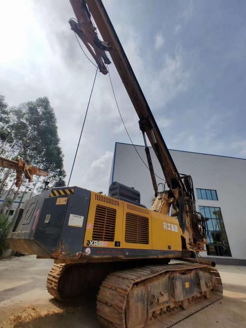 旋挖钻机维修保养培训基地,旋挖钻机在施工前后的保养
