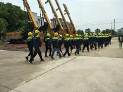 旋挖打桩机要学习多久,旋挖钻机在施工中质量控制的要点
