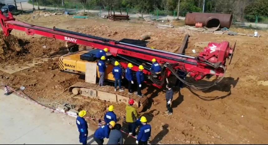 深圳旋挖钻机机手培训机构排名,旋挖钻机发动机转速