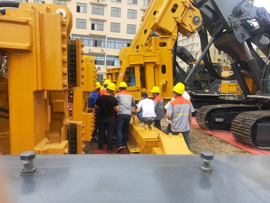旋挖钻机安全教育内容,旋挖钻机成孔施工什么时候需要泥浆固壁