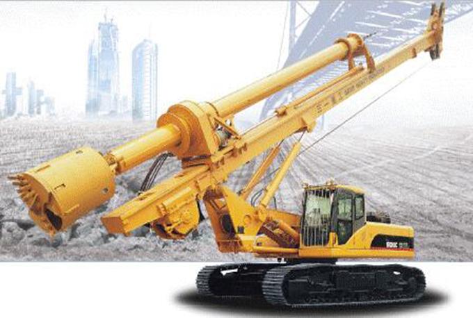 贵港旋挖钻机培训机构,关于旋挖钻机的选择