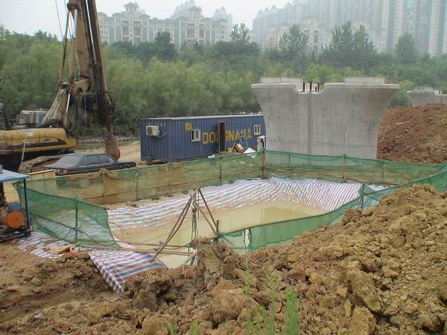 河南三一旋挖钻机教育,地基打桩操作规程