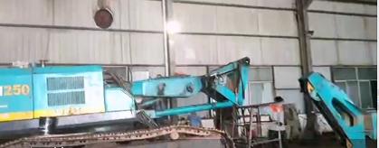 重庆旋挖钻机学习,旋挖钻机一天能钻多少桩