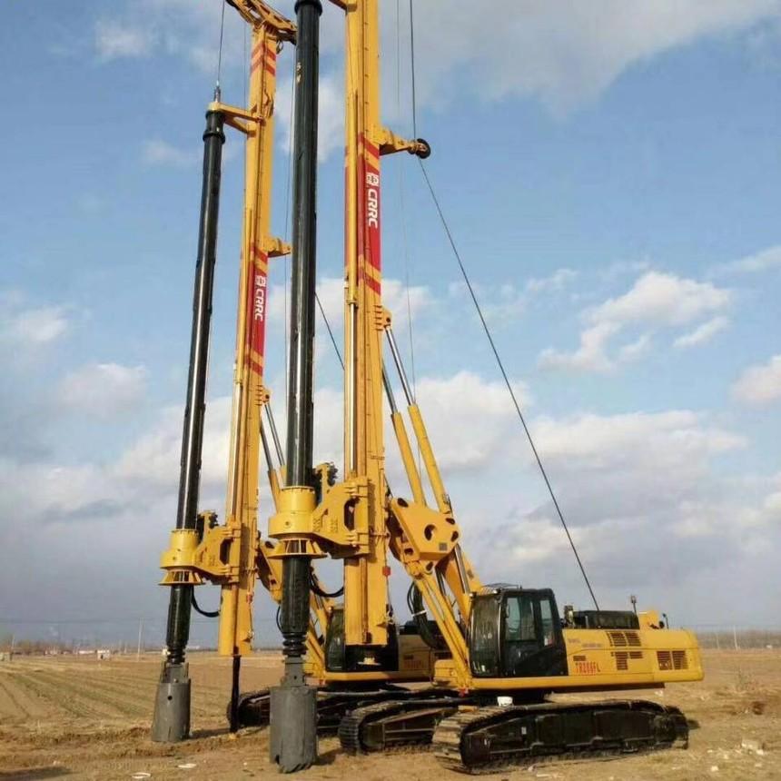 旋挖钻机三级教育技术交底,旋挖机手柄沉重速度慢是怎么回事