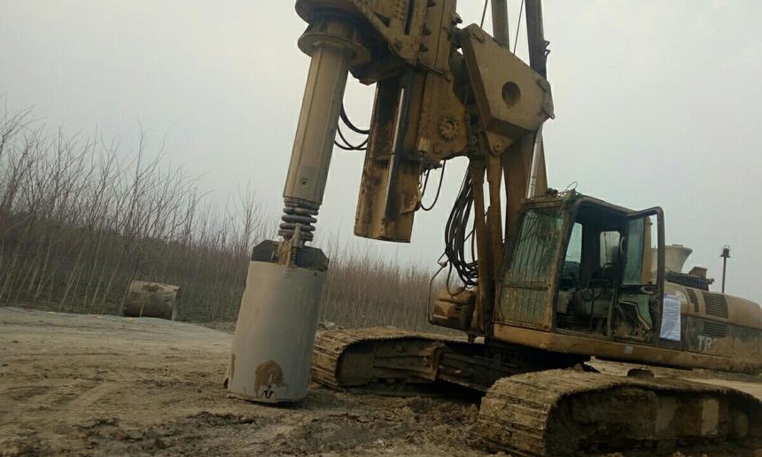 湖南旋挖钻机技术教育