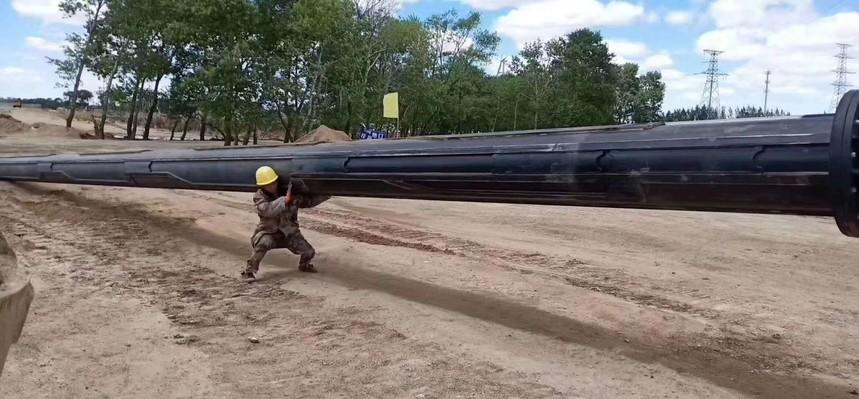 湖南长沙旋挖钻机培训基地,钻杆的使用保养