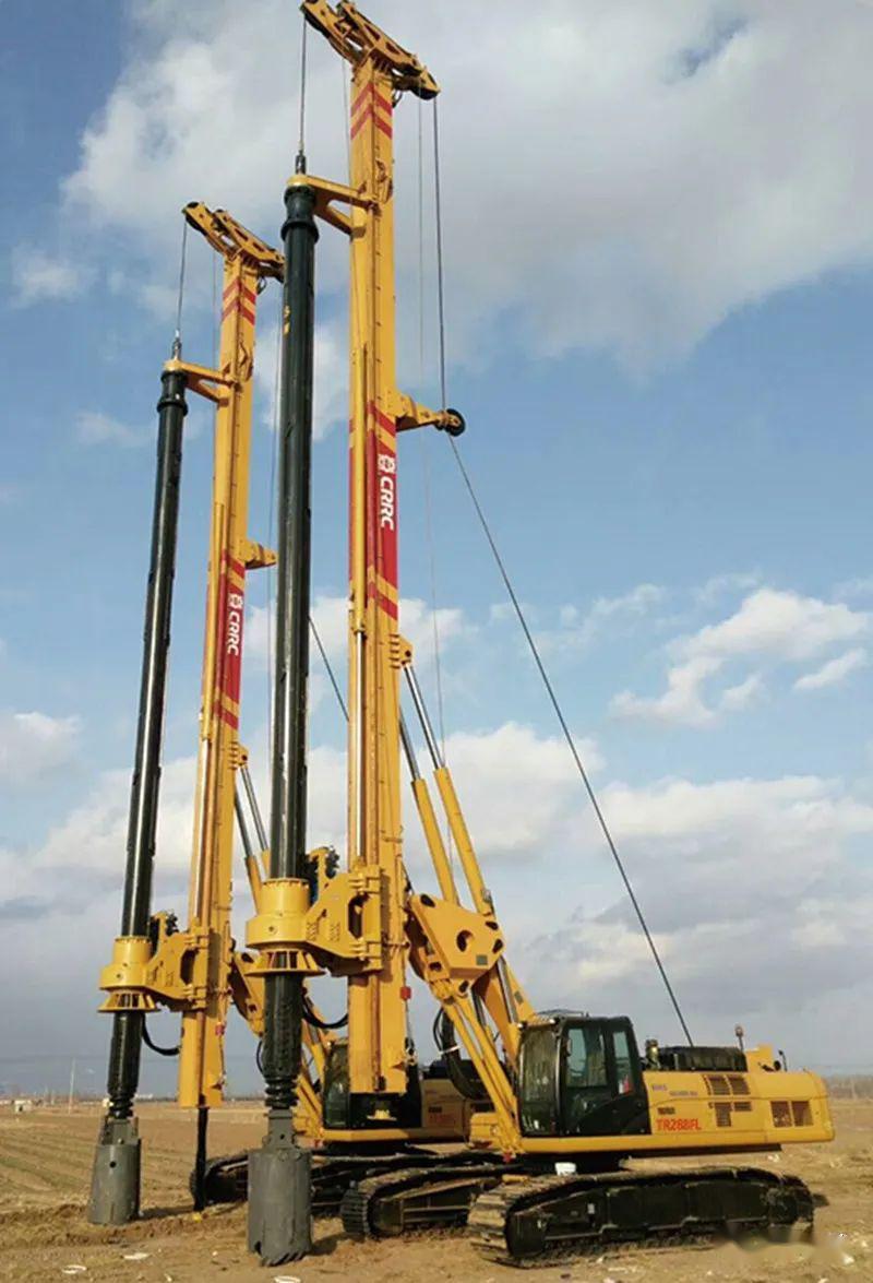 2020什邡旋挖钻机教育课程表,旋挖钻机液压系统堵住了是什么原因