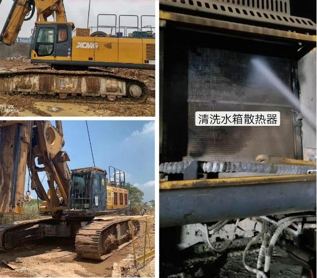 旋挖机培训机构哪个好,旋挖钻机液压马达性能修复的常用方法是什么