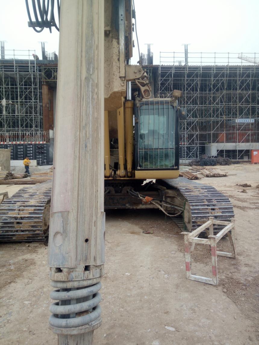 旋挖作业人员桩机教育考试试卷,旋挖钻机液压系统、电器维护概要