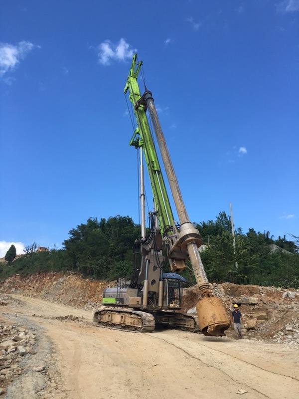 学习旋挖机需要多久,旋挖钻机入岩灌注桩施工质量要求