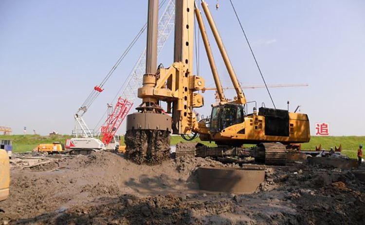 旋挖机教育,小型旋挖钻机VS大型旋挖钻机三大优势