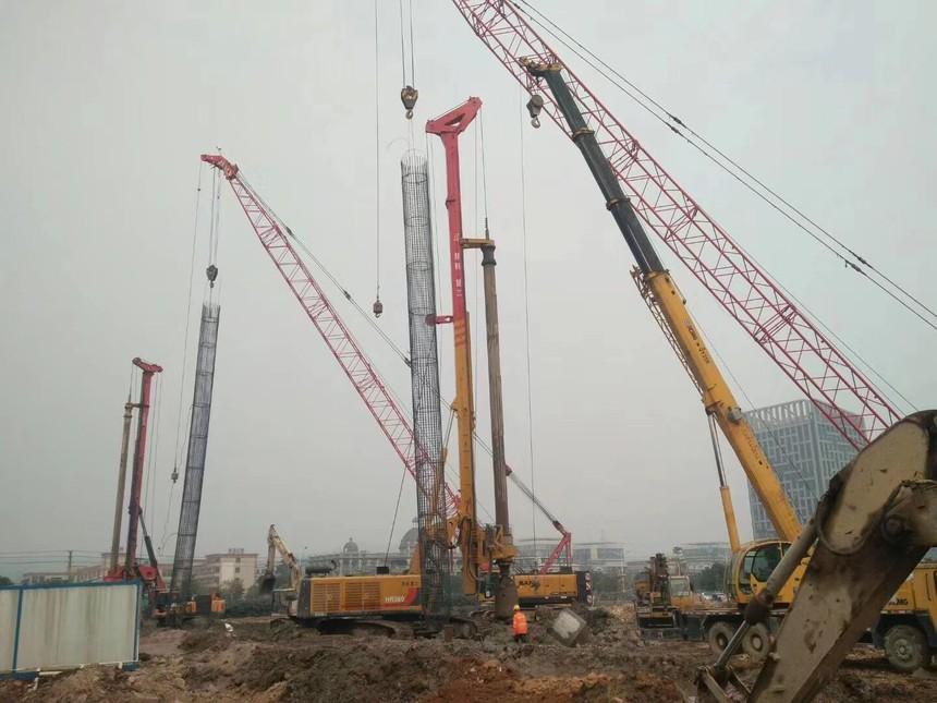 在中国学旋挖机哪个学校最好,旋挖工法(更新版)第一部分