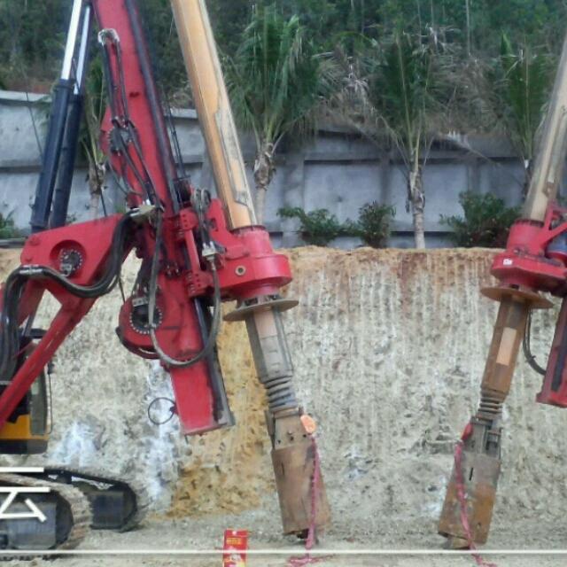 河南旋挖机培训基地,旋挖灌注桩它是怎么成型的