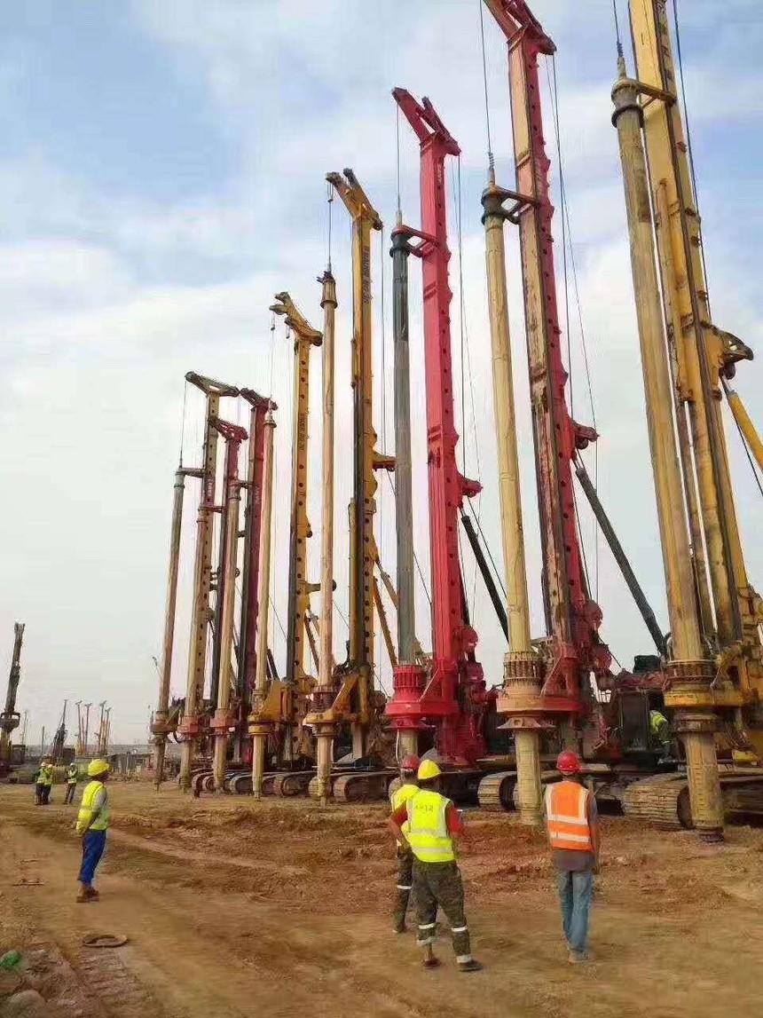 句容旋挖钻机证培训培训基地,旋挖钻机是什么