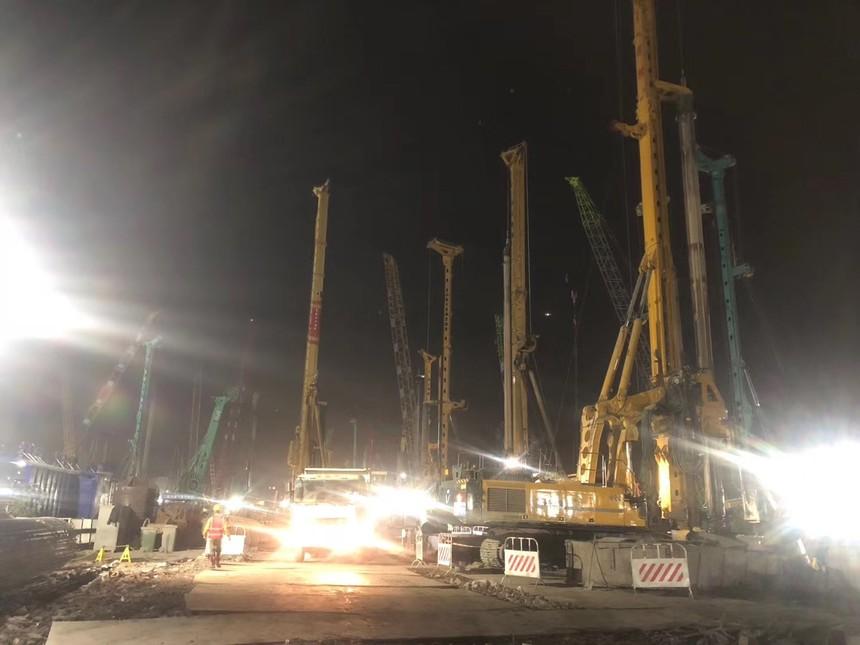 重庆哪里学习旋挖钻机好工资高吗,寒冷地区旋挖钻机施工注意事项