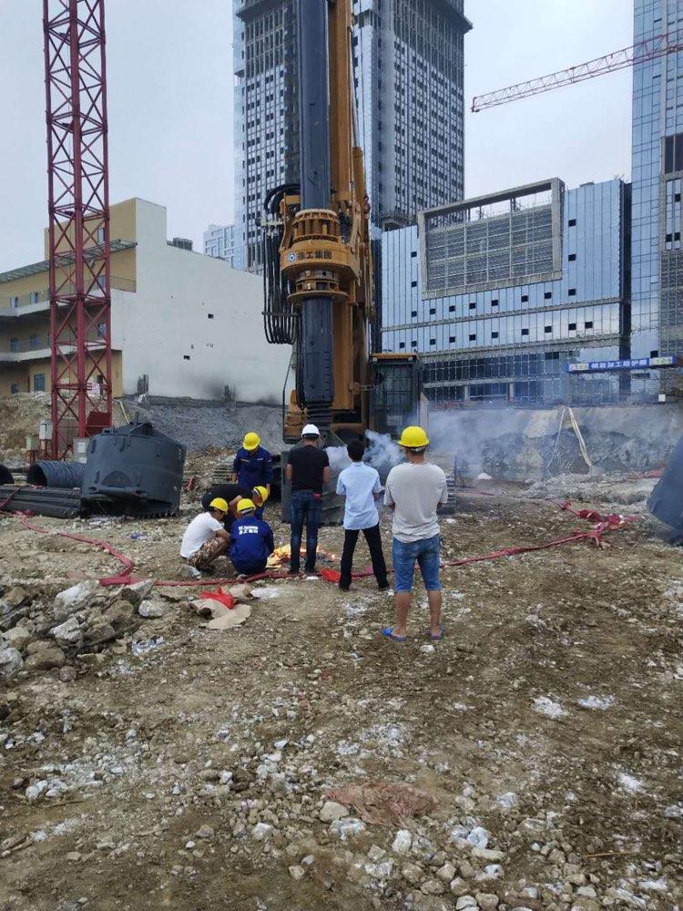 湖南长沙旋挖钻机培训基地官网,旋挖钻机提引器如何拆开