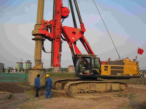 江西旋挖钻机培训基地,淤泥底地秤怎么打