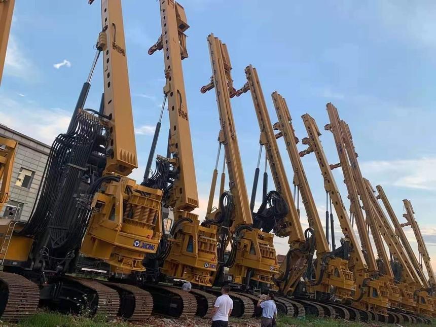 旋挖钻机价格教育,旋挖机怎样经营才能提升效益
