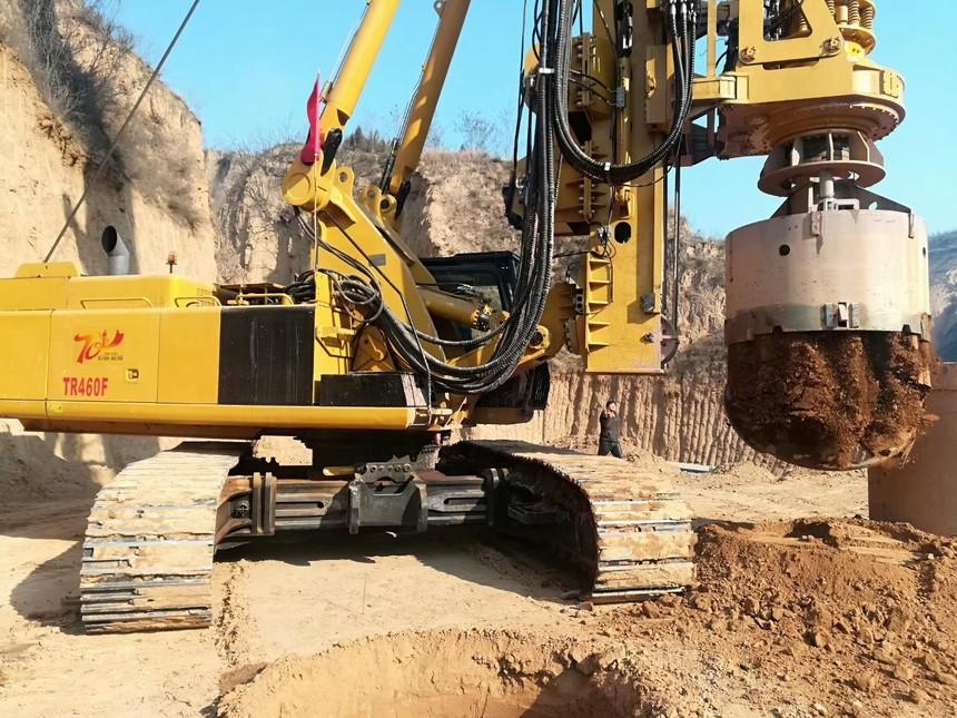 山东旋挖钻机培训基地