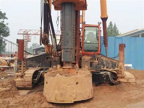 创为高能旋挖钻机学习,基础桩工机械的八大发展趋势