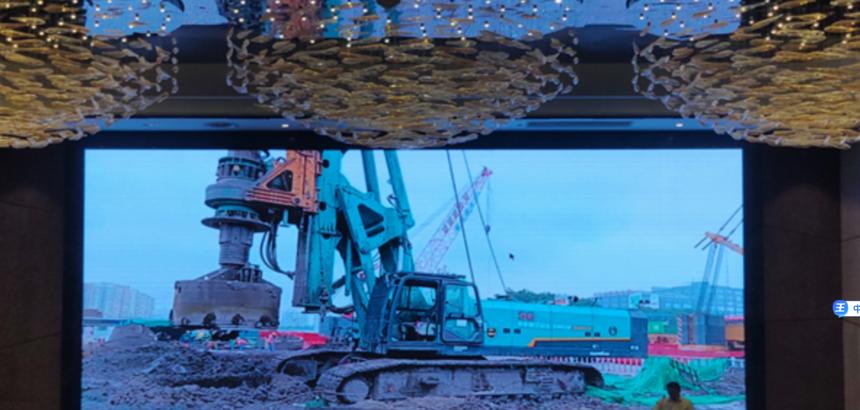 山河智能5G智能旋挖钻机实现跨省远程遥控作业学旋挖钻机最好的学校