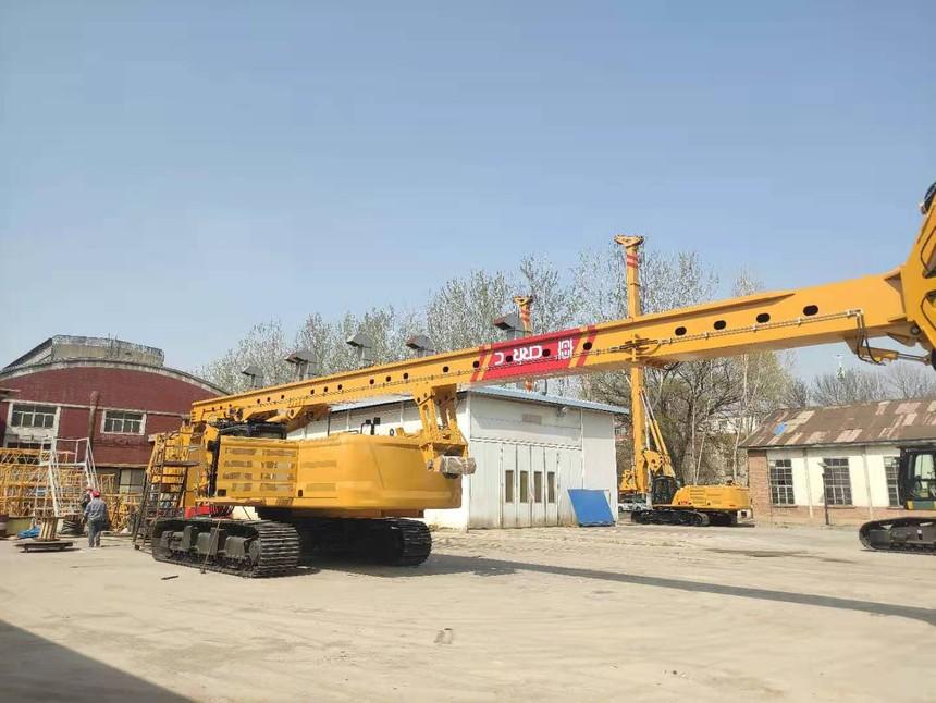 广州旋挖钻机培训地址旋挖钻机四高四低的特点是什么