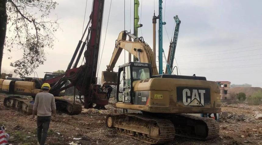 旋挖钻机免费学习旋挖机如何应对漂石层