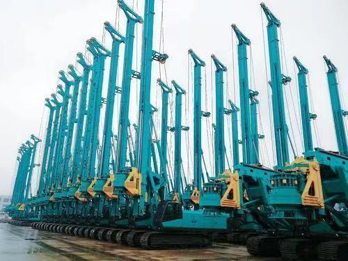 旋挖钻机出租网学习长螺旋钻孔桩和长螺旋压灌桩有区别吗