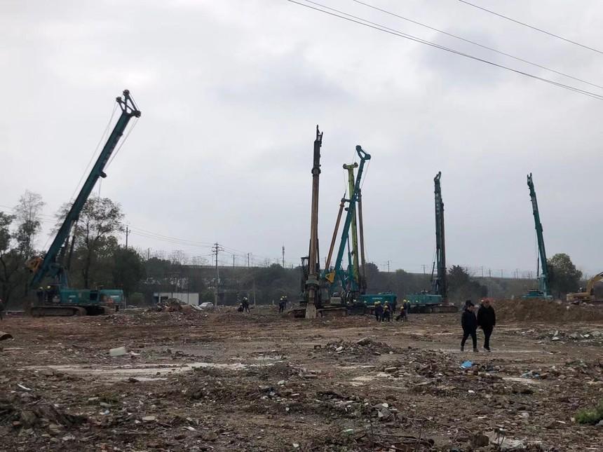 南宁旋挖机培训学校旋挖钻机动力头漏油问题