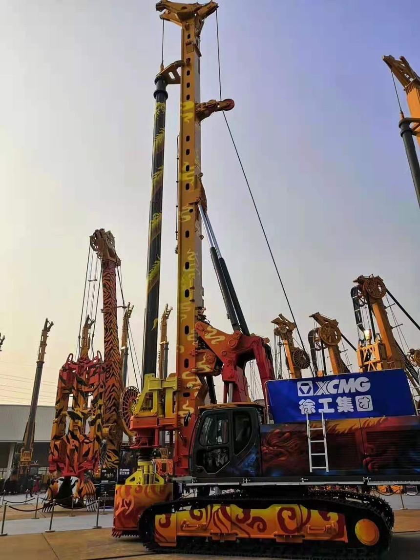 广东旋挖机培训学校燃油旋挖钻机受淹维修注意事项