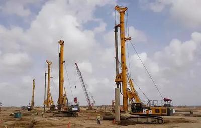 广东旋挖钻机培训基地旋挖钻机施工的安全知识