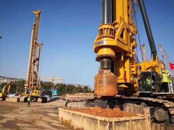 旋挖机培训机构旋挖钻机的方套类型